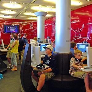 Интернет-кафе Острова