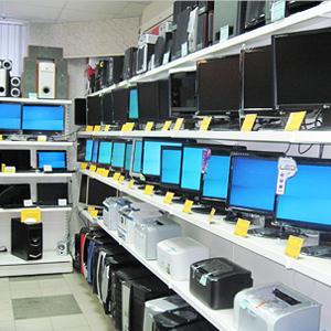 Компьютерные магазины Острова