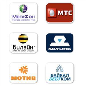 Операторы сотовой связи Острова
