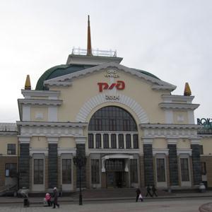 Железнодорожные вокзалы Острова